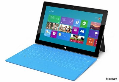 Microsoft představil nový tablet Surface