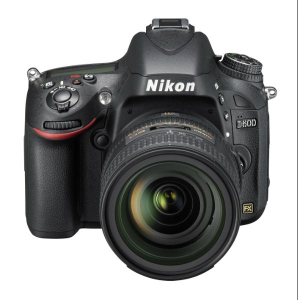 Nová plnoformátová zrcadlovka Nikon D600