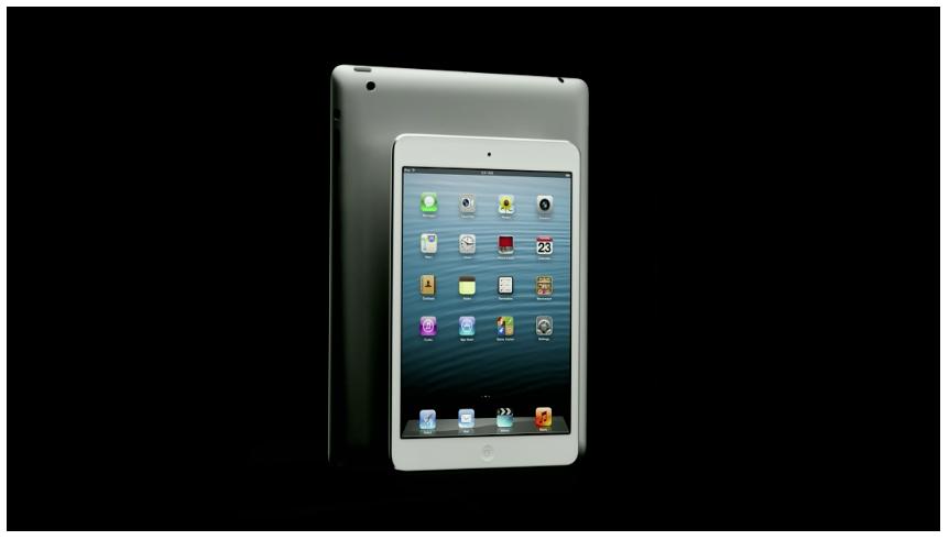 iPad mini přichází