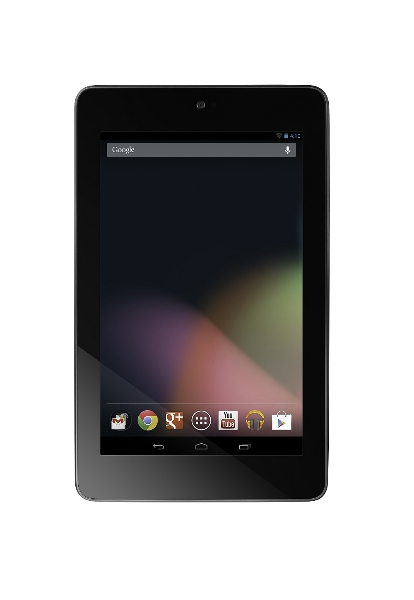 Google Nexus 7 ve vylepšeném kabátě