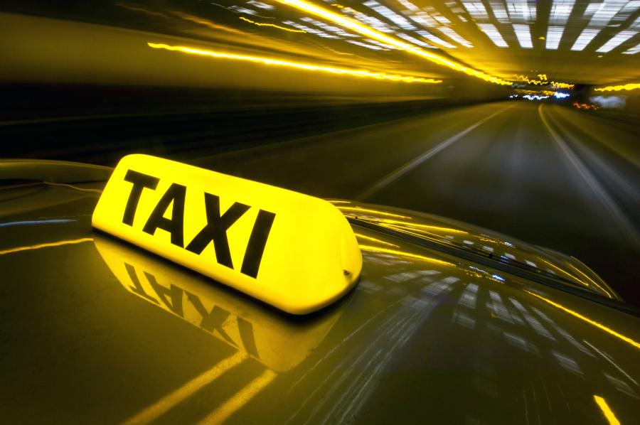 Taxi pod kontrolou vašeho smartphonu