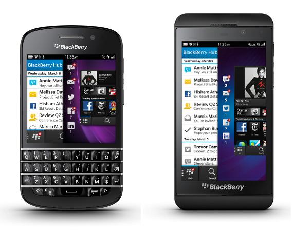 Blackberry 10 je tady!