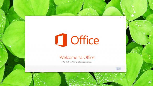 Microsoft představil Office 2013