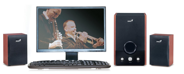 Nabušený zvuk k vašemu počítači