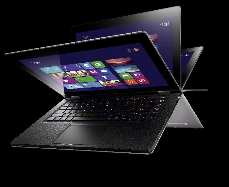 IdeaPad Yoga: Revoluční Ultrabook a tablet v jednom