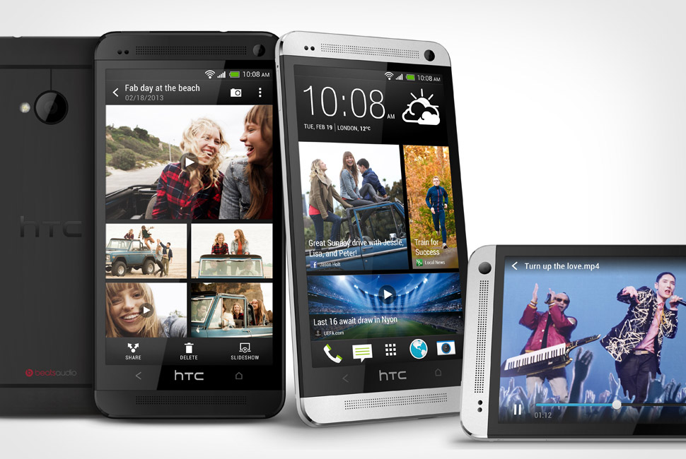 Vodafone a Telefonica O2 nabízejí otestování nového HTC One