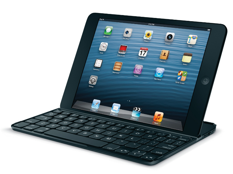 Logitech Ultrathin Keyboard mini:Druhá polovina iPadu mini