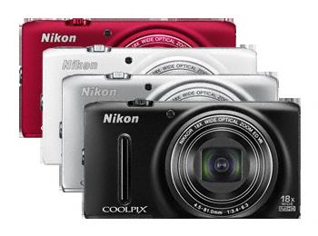 COOLPIX S9400: nový kompakt od Nikonu