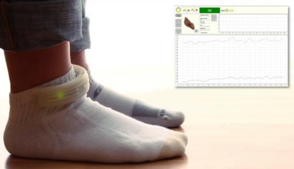 Smart socks: chytré ponožky
