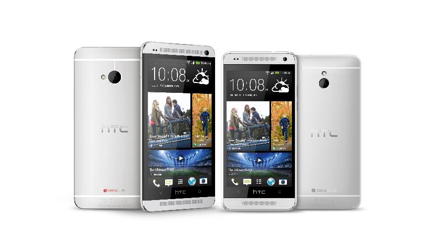 HTC One mini: Služba BlinkFeed s obsahem z vydavatelství Economia