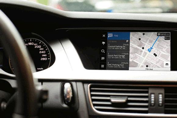 Nokia útočí na palubní desky automobilů