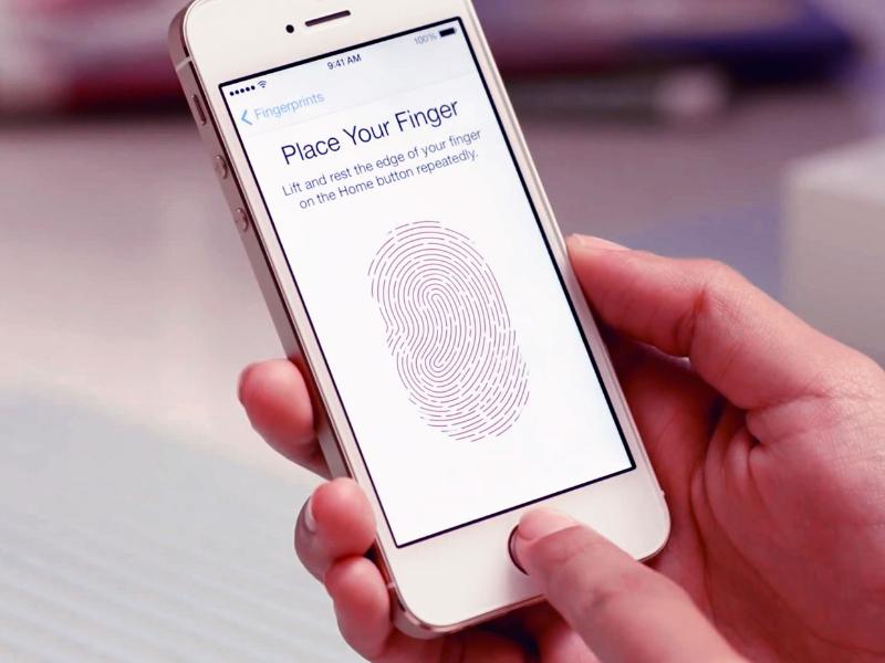 iPhone 5S: Je funkce Touch ID bezpečná?