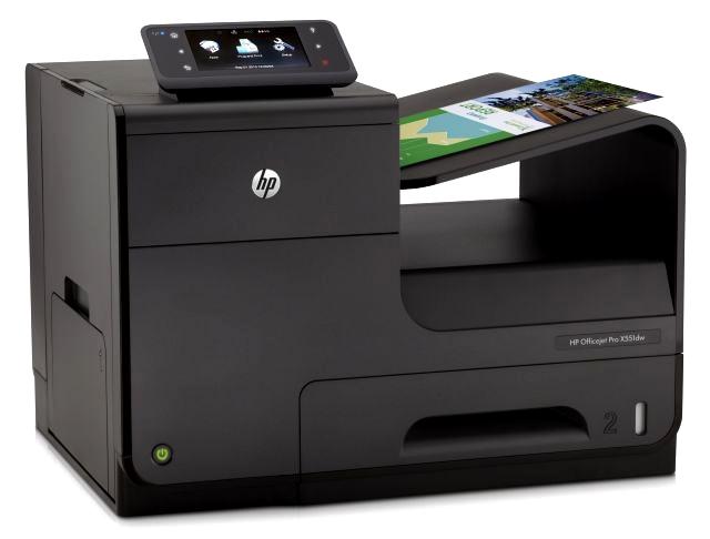 Rychle a zběsile: HP OfficeJet Pro X Series