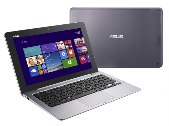 Asus Transformer Book Trio: Tablet, notebook a desktop