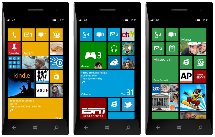 Windows Phone 8 vrací úder