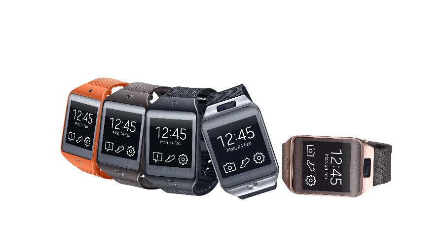 Chytré hodinky Samsung Gear 2 a Gear 2 Neo