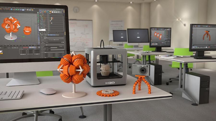 3D tiskárna za 299 dolarů