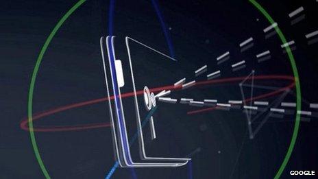 Google představí tablety schopné vyrobit 3D mapy svého okolí