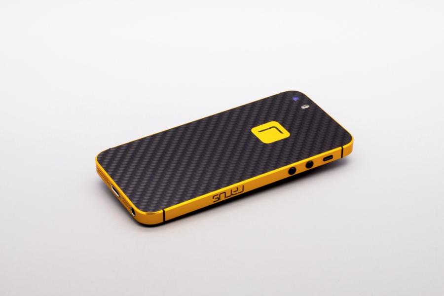 """Rarus Exclusive: """"vytuněný"""" design pro iPhone a iPad"""