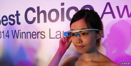 SiMEye: Levná asijská kopie Google Glass