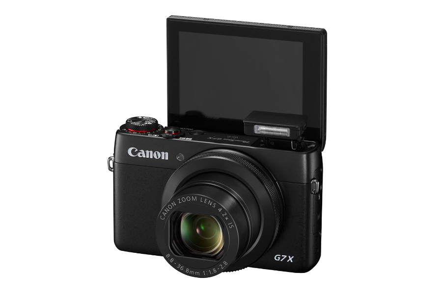 PowerShot G7 X: lahůdkový kompakt z dílny Canonu