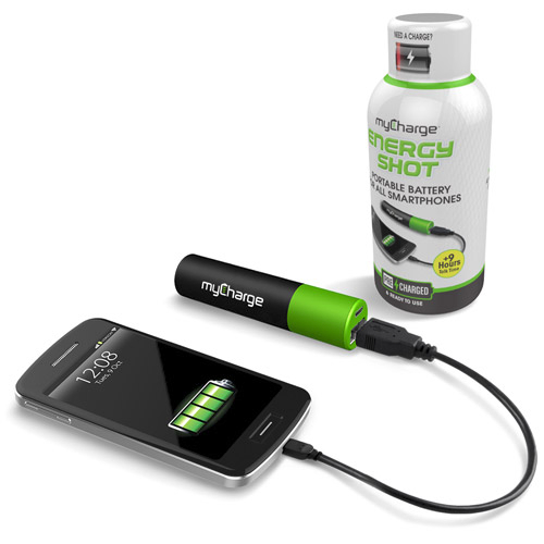 myCharge Energy Shot