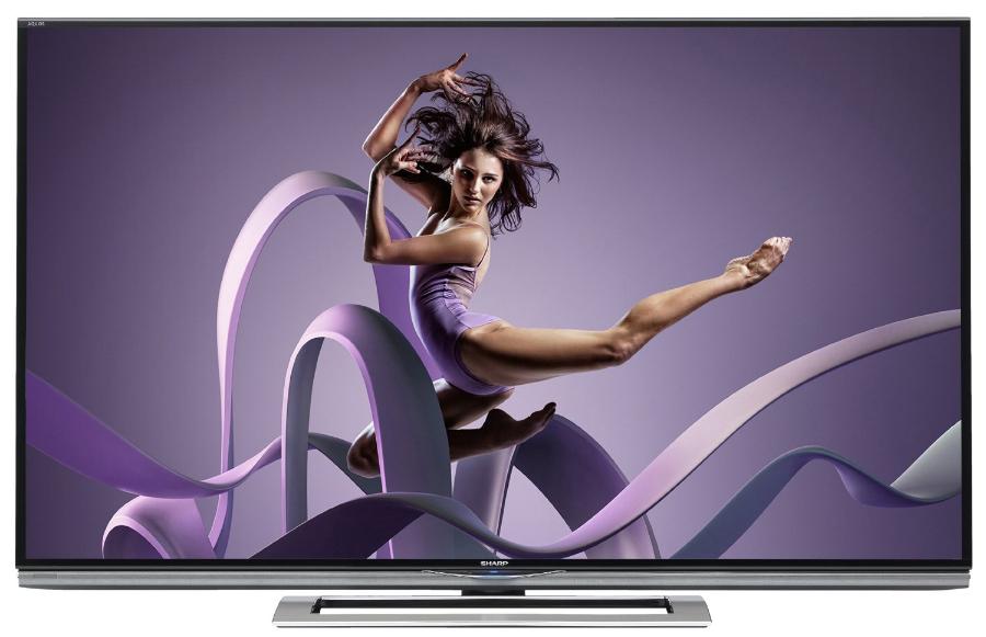 Nové THX 4K Ultra HD LED televize od Sharpu jsou pastvou pro oči
