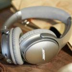 Bezdrátová sluchátka Bose