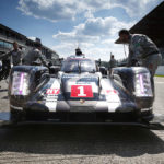 Tajemství závodního hybridního Porsche