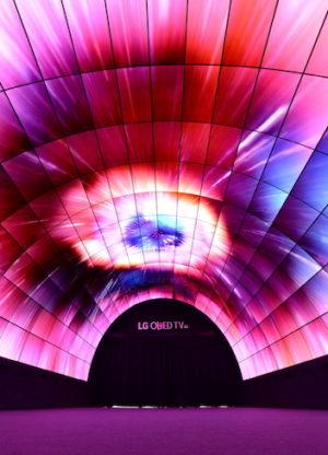Fantastický tunel na veletrhu IFA 2016