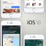 Aktualizace operačního systému iOS 10
