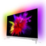 Srovnání OLED televize s klasickou LCD
