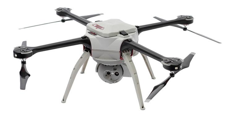 Dron Aeryon SkyRanger