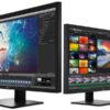 Dvakrát monitor LG pro Apple notebooky