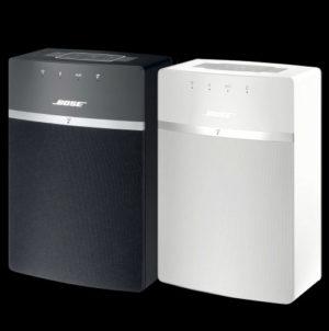 Bose SoundTouch 10 představuje kompaktní ozvučení místností