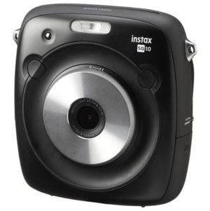 Fujifilm instax Square SQ10, první instantní fotoaparát čtvercového formátu s hybridní  technologií