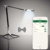 Chytrá LED lampa Leitz se sama rozsvěcí i zhasíná
