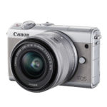 Canon EOS M100 – stylový kompakt s výměnnými objektivy