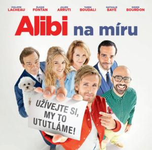 Alibi na klíč je povedená francouzská komedie