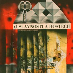 Výstava plakátů k československým trezorovým filmům