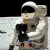 Přistání na Měsíci prověřeno novými grafickými kartami Nvidia