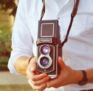 "Rolleiflex Instant kamera – návrat ""dvouoké"" legendy"
