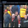 Biometrická brána rozhodne, kdo smí jít na fotbal