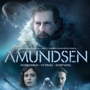 Amundsen – životopis slavného polárníka natáčen v Česku